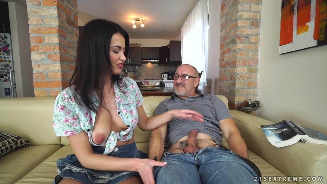 Nikky Perry - Come To Grandpa - Grandpas Fuck Teens